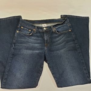 Lucky Brand Size 6/28 Blue Jeans Classic Fit